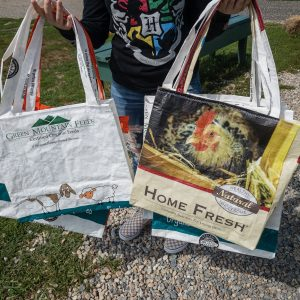 Handmade Reusable Bags